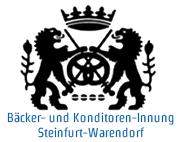 Logo Bäcker- und Konditoren-Innung in den Kreisen Steinfurt (Bäcker, Konditoren) und Warendorf (Bäcker)